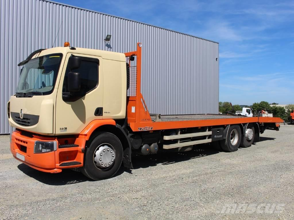 Renault PREMIUM 380 26 DXI_vehicle transporters Year of