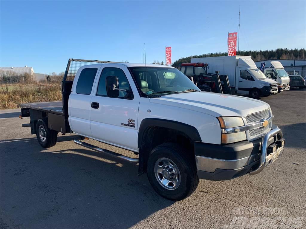 Chevrolet SILVERADO C2500HD