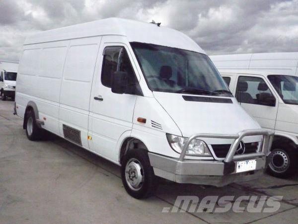 Mercedes-Benz Sprinter 413CDI LWB