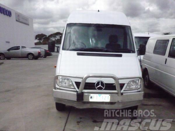 Used Mercedes Benz Sprinter 413cdi Lwb Panel Vans Year