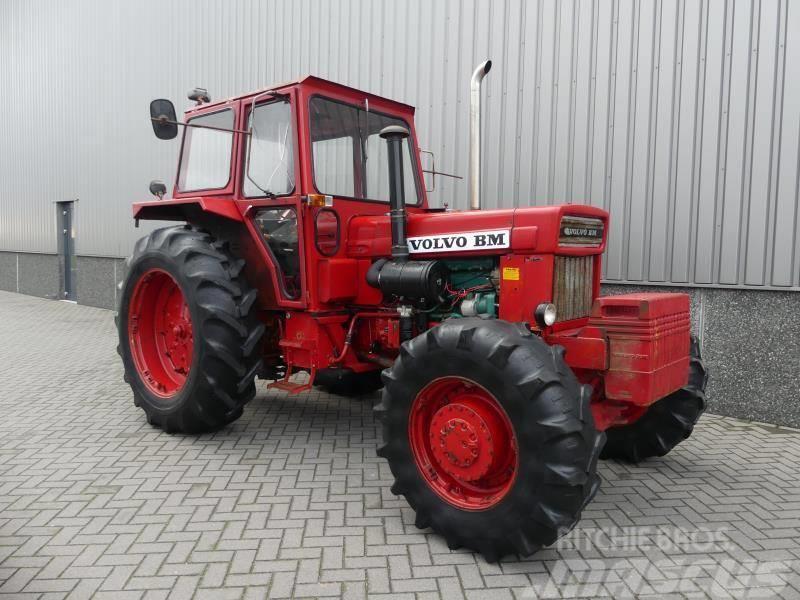 volvo bm 814 4wd aux enchères | volvo bm 814 4wd tracteur à vendre