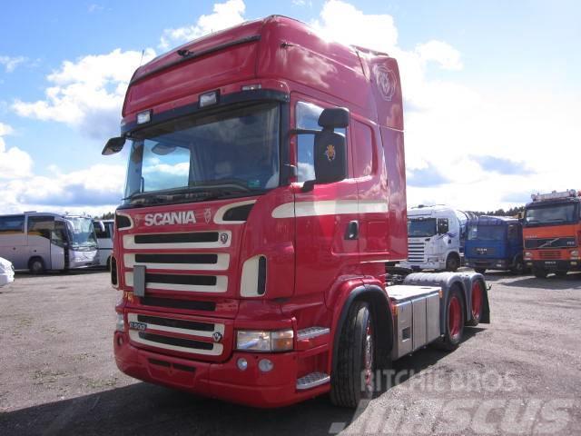 Scania R 500 LA