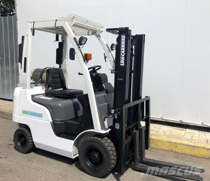 UniCarriers 8979 - NP1F1A15D