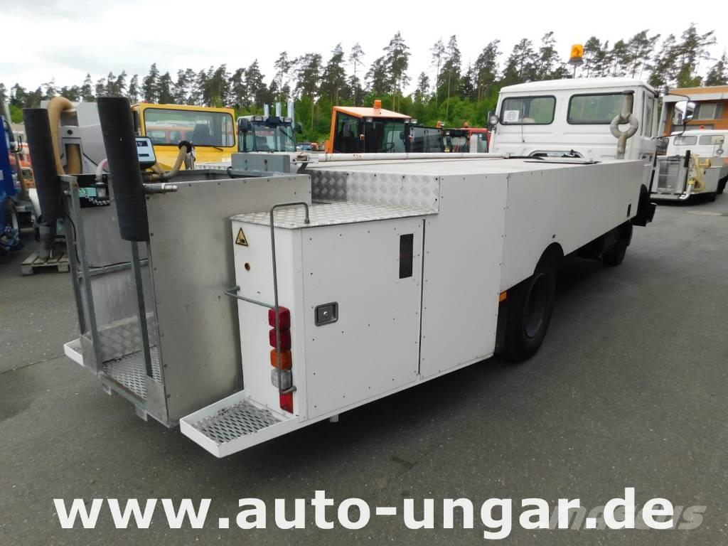 iveco 90 13 zellinger wasserwagen water supply gse airpo. Black Bedroom Furniture Sets. Home Design Ideas