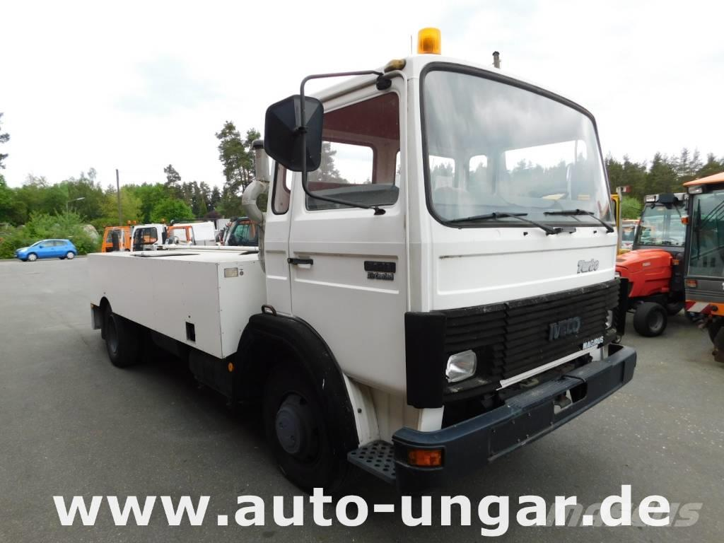 Iveco 90-13 Zellinger Wasserwagen Water Supply GSE Airpo