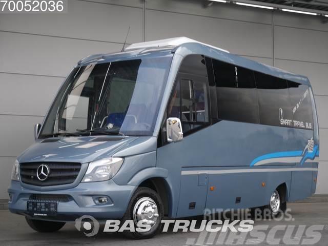Mercedes Bus Van >> Mercedes Benz Sprinter 519 4x2 27 Seat Passenger Van