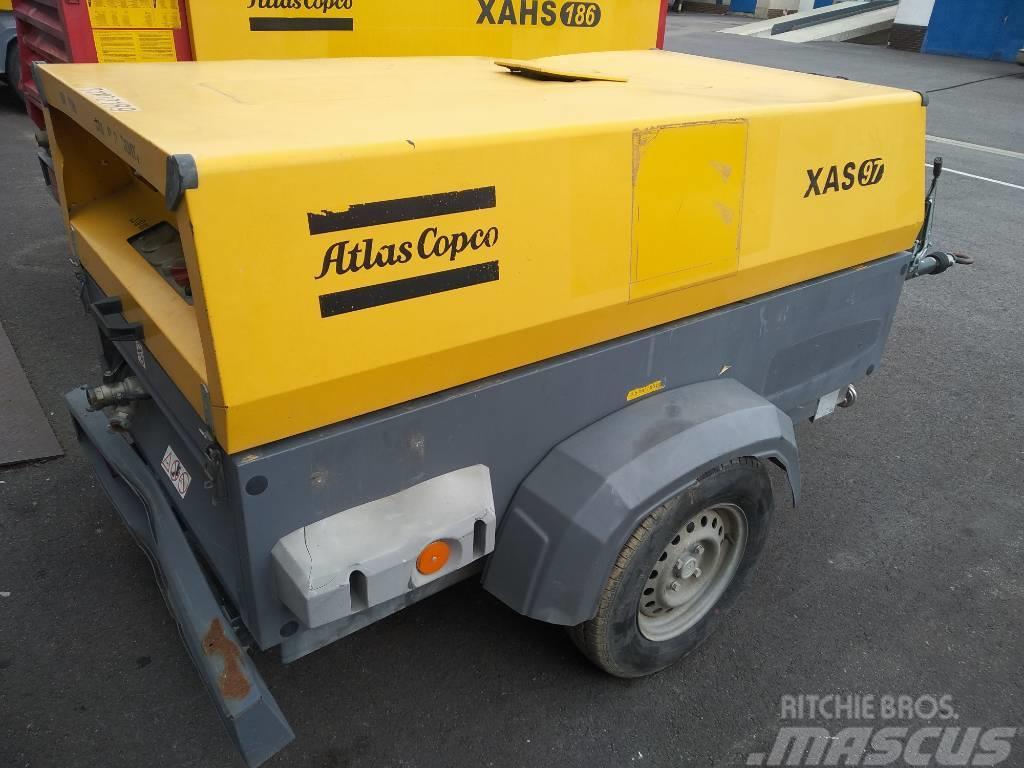 Atlas Copco XAS 97 DD