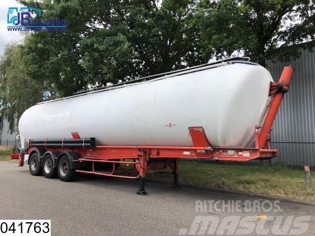 Spitzer Silo Silo / Bulk, 63000 liter, 63 M3, elec / Hydra