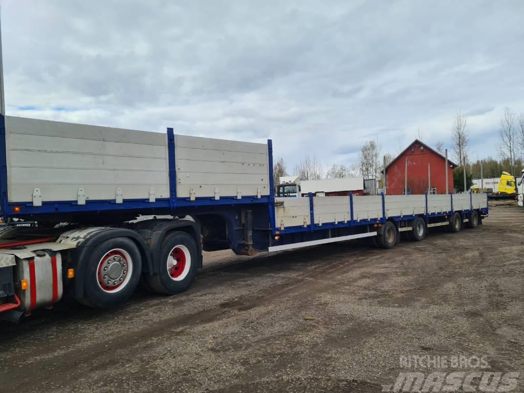 Kilafors trailer SVTPB4-180 4- axels