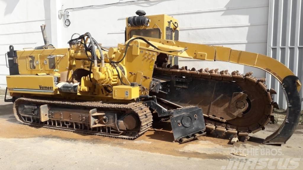 Vermeer T655 COMMANDER 2