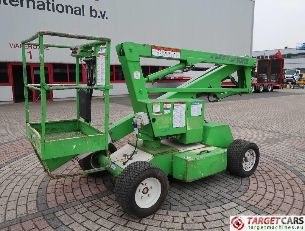 Niftylift HR12NDE Articulated Bi-Fuel Boom Work Lift 1220cm