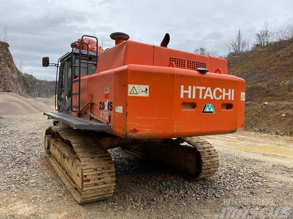 Hitachi ZX 470 H-3