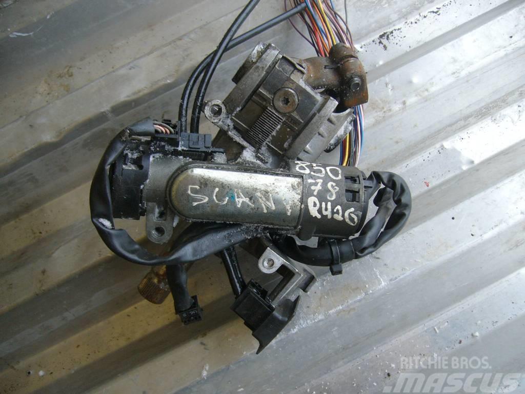 Scania R420 ignition switch