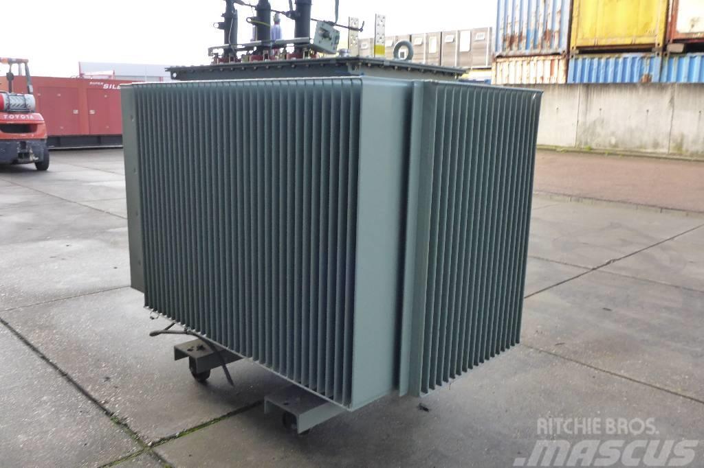 minera 1000 kva transformator sns1101 baujahr 2007 sonstige generatoren gebraucht kaufen und. Black Bedroom Furniture Sets. Home Design Ideas