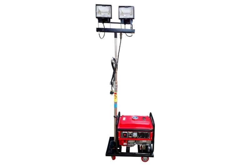 Sino Plant Lighting Set Generator