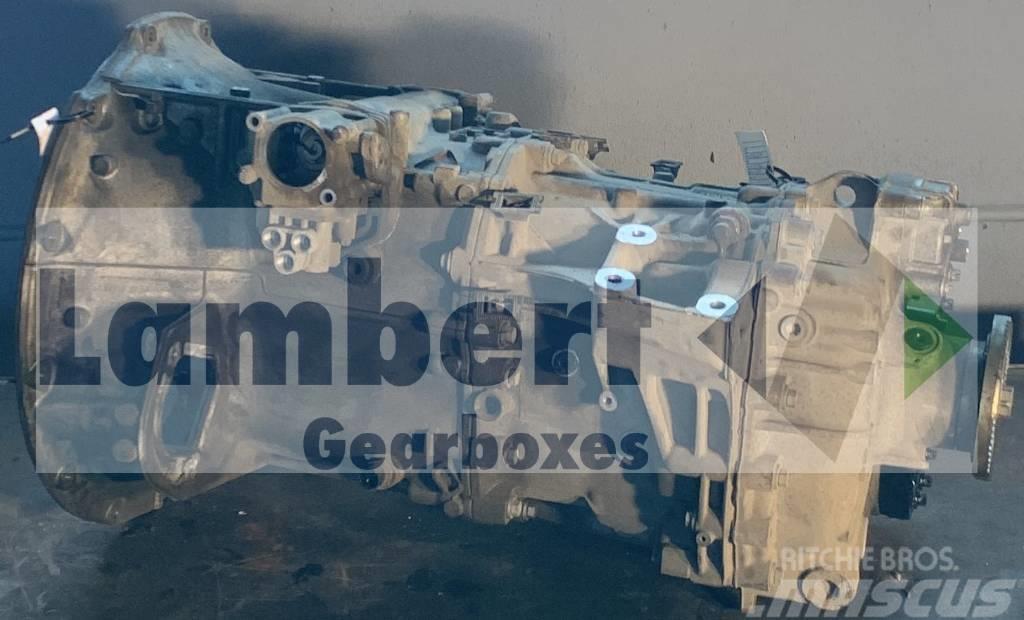 Mercedes-Benz G131-9 715570 Getriebe Gearbox Mercedes Axor