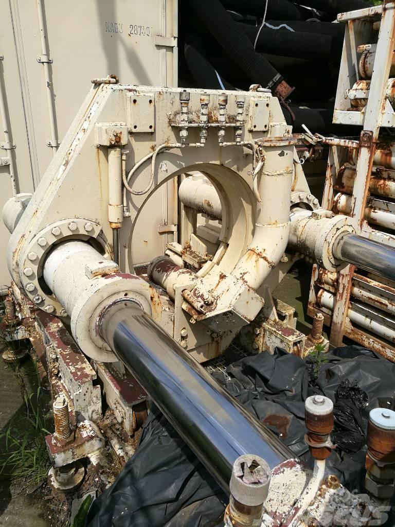 TBM Microtunneling GmbH BM 86S -Not herrenknecht