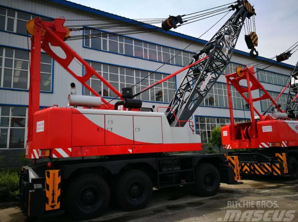 [Other] Sanqi-Shangjia S-25T Truck Crane