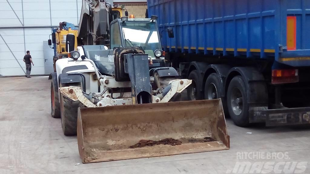 Bobcat T40170 til salg, Pris: 279.804 kr., Årgang: 2007 - Brugte Bobcat T40170 Brugte ...