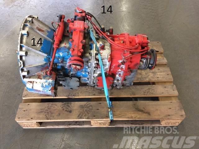 Eaton V8209A - Y08025 / 100