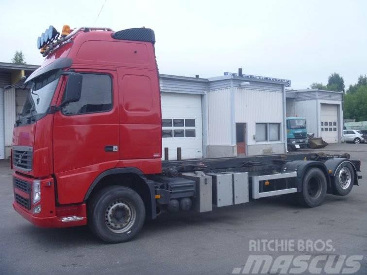 Volvo FH 13 520 6X2