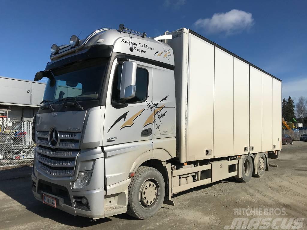 Mercedes-Benz Actros 2551 6x2*4