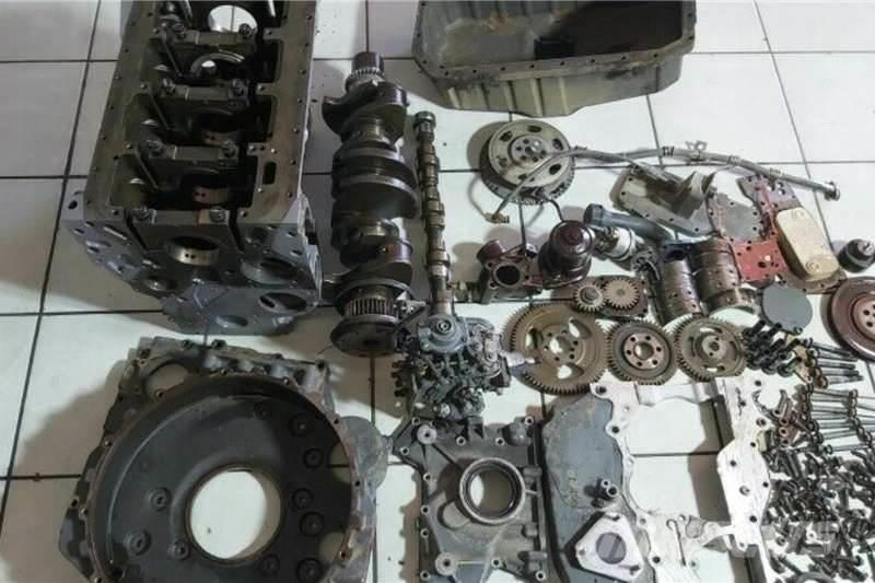 Iveco F4GE Diesel Engine For Spares