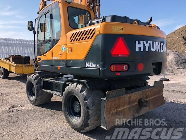 Hyundai R140W-9