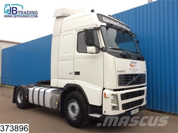 Volvo FH12 420 Manual, Airco