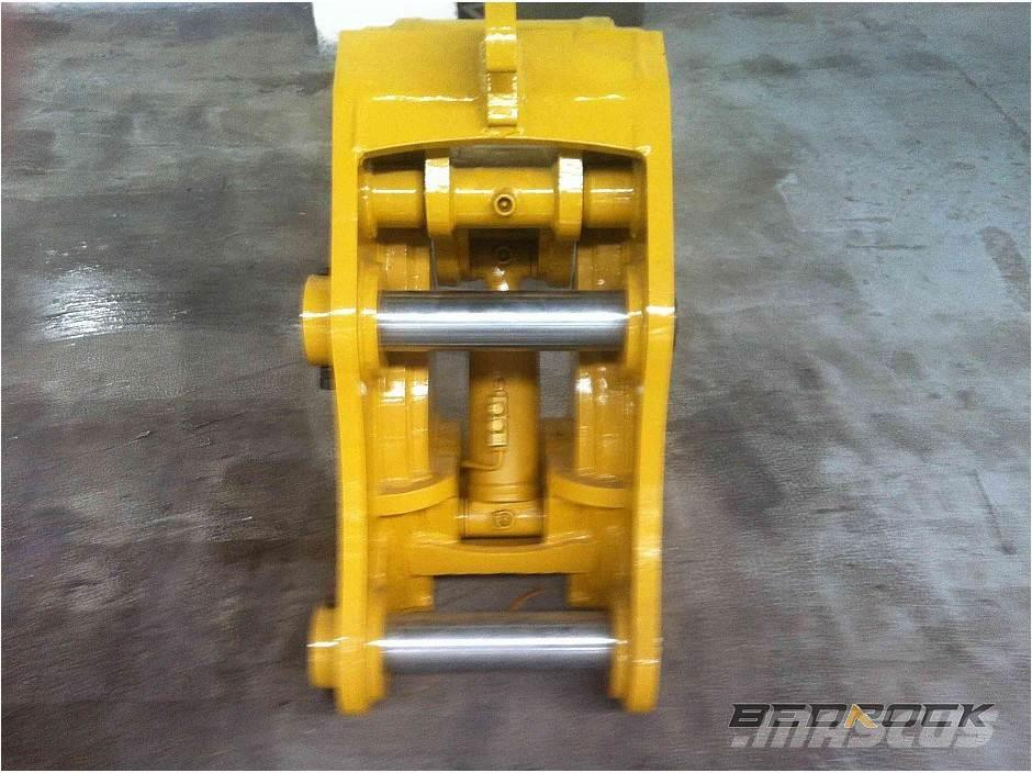 Bedrock Quick Coupler for CAT excavator 320D