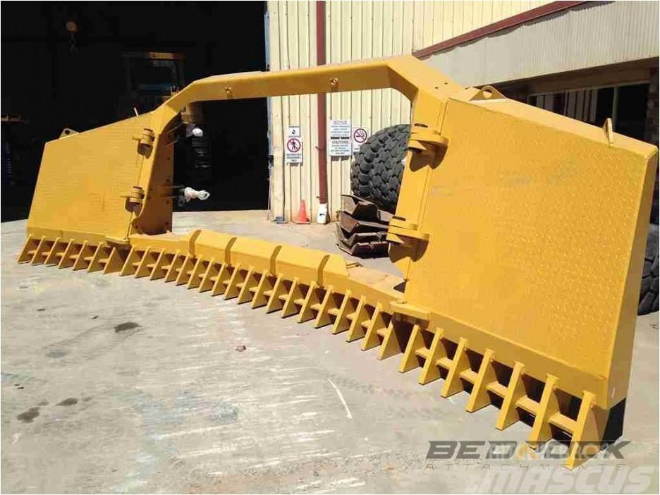Bedrock Stickrake for CAT D8T D8R D8N D8L