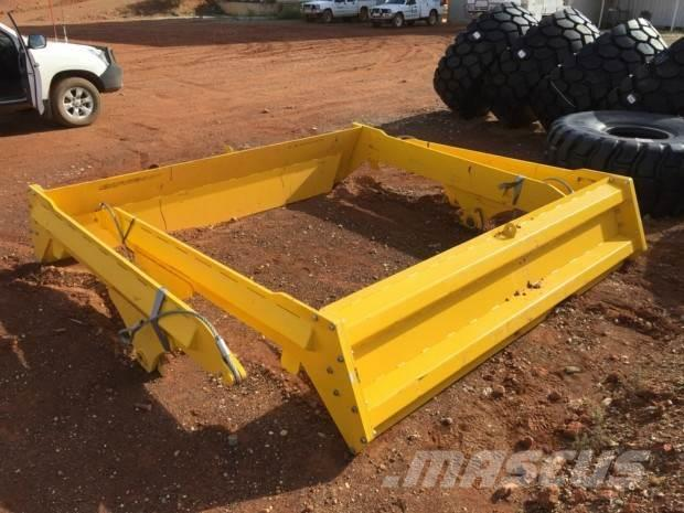 Bedrock Tailgate for Volvo A40D Articulated Truck