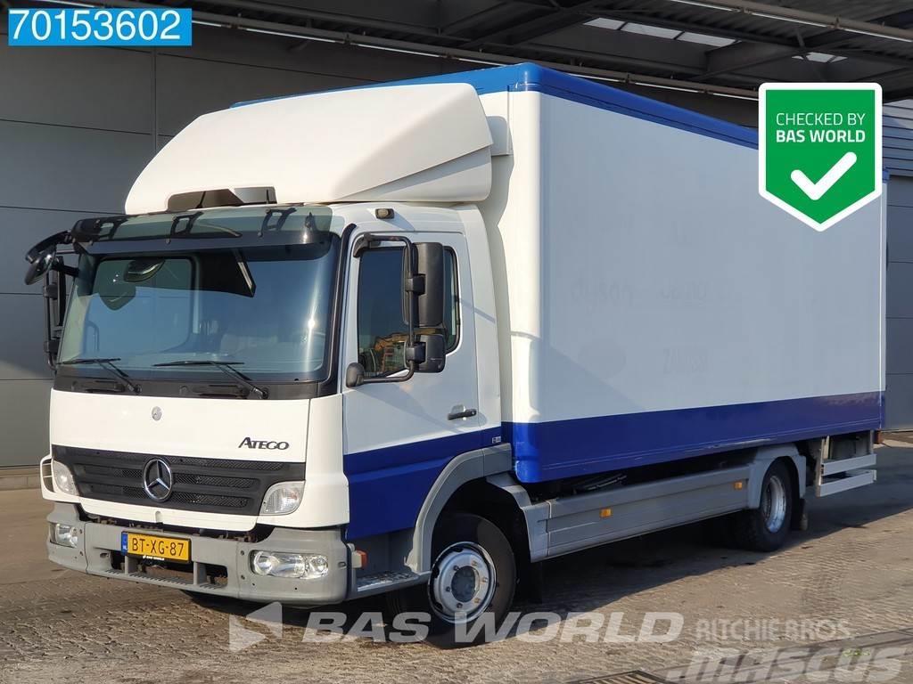 Mercedes-Benz Atego 818 4X2 Ladebordwand Steelsuspension Euro 5