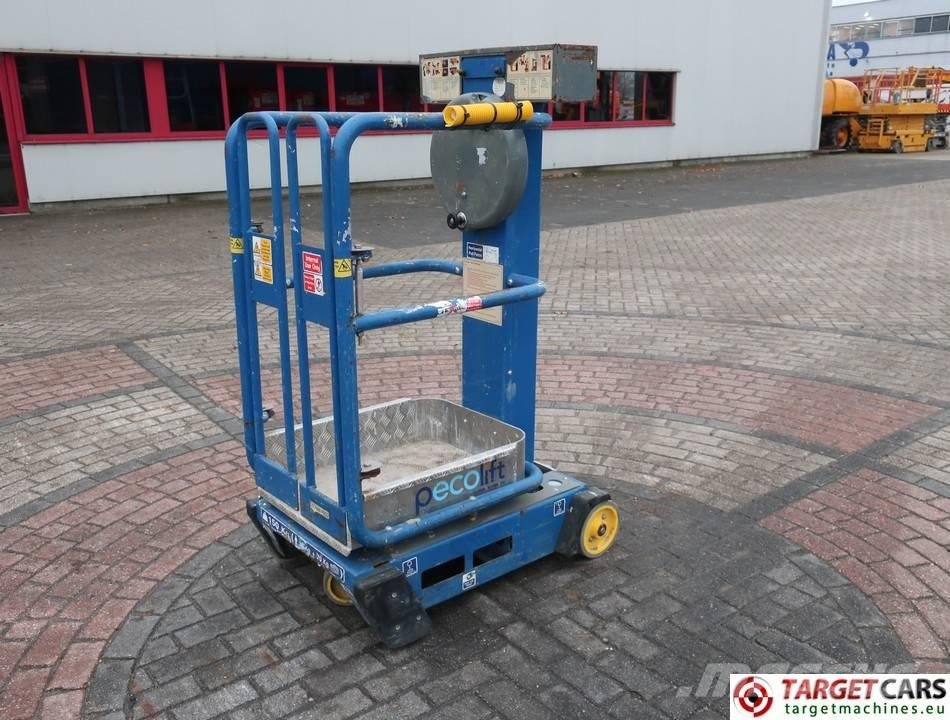 Power Tower  Peco Vertical Mast Work Lift 350cm