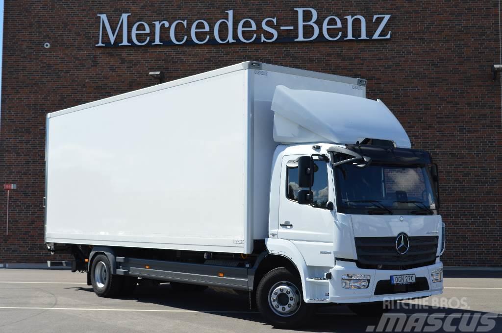Mercedes-Benz Atego 1624L VAK 4,0 tot höjd
