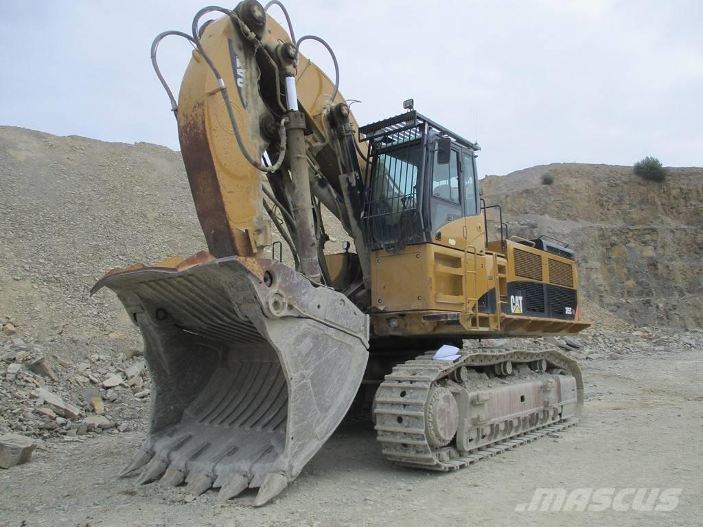 Caterpillar 385 C FS - Front Shovel