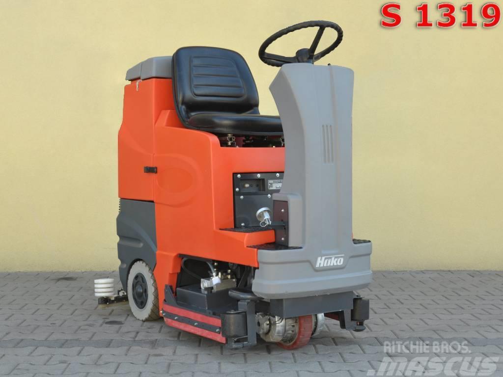 [Other] Scrubber dryer HAKO B 100 R
