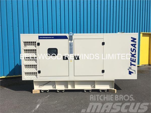 [Other] Teksan TJ110PE5C New 100Kva Generator
