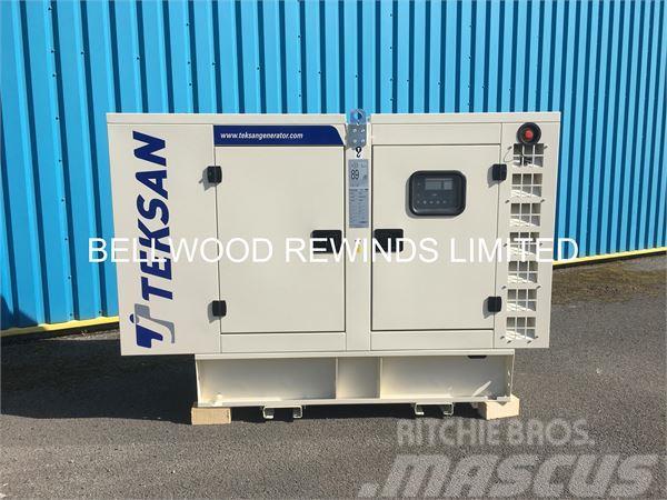 [Other] Teksan TJ33PE5C New 30Kva Generator