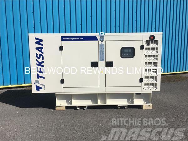 [Other] Teksan TJ50PE5C New 45Kva Generator