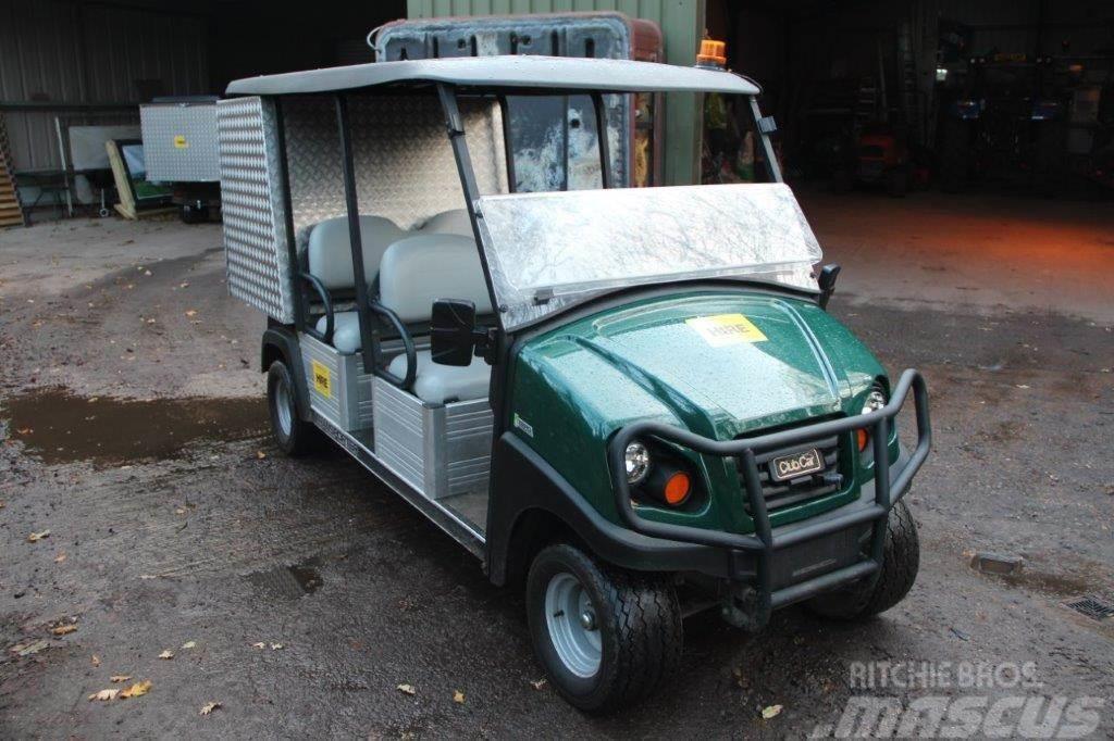 Club Car TRANSPORT4