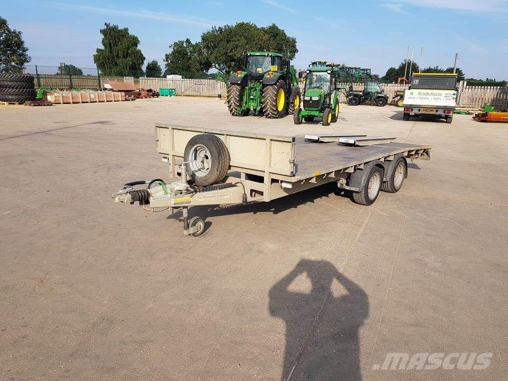 Ifor Williams LM146B