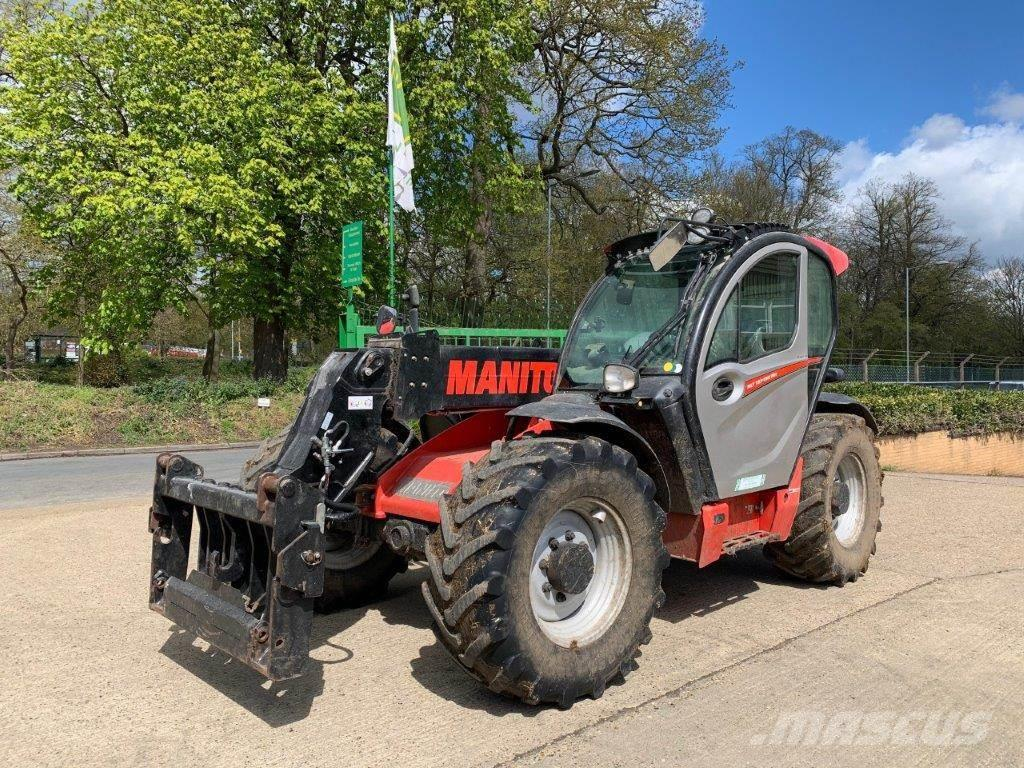 Manitou MLT737PS+
