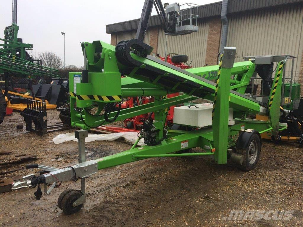 Niftylift 170HDET