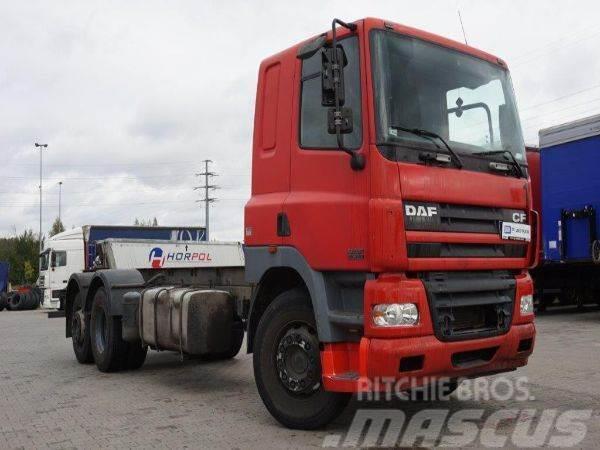 DAF CF 85.340 FAR