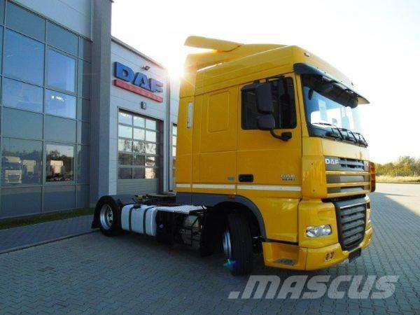 DAF FT XF 105 460 ATE