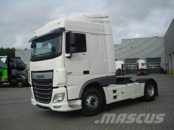 DAF FT XF 460