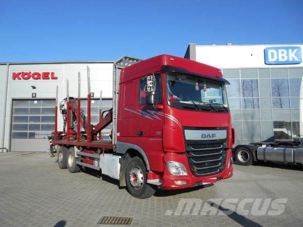 DAF XF 460 FAN 6x2