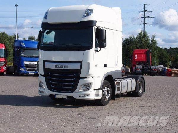 DAF XF FT 105 460