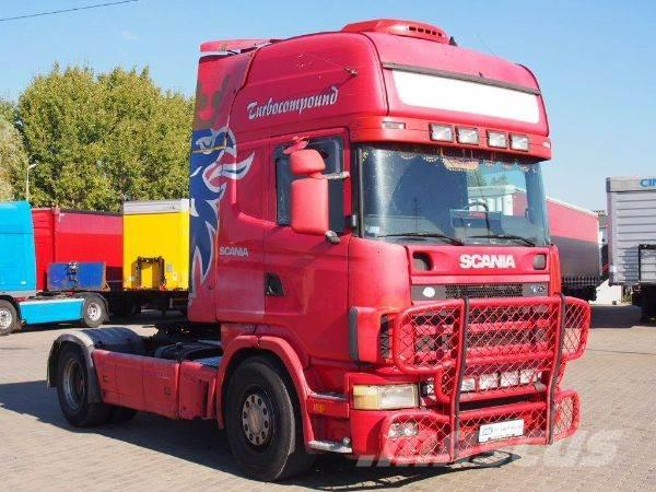 Scania 124 L 470
